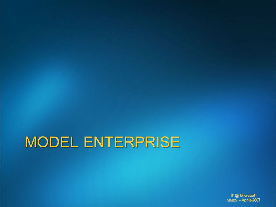 Model enterprise 3/27/2017 2:27 AM