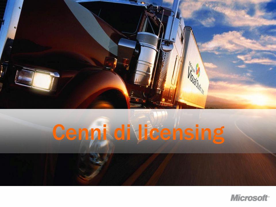 Cenni di licensing