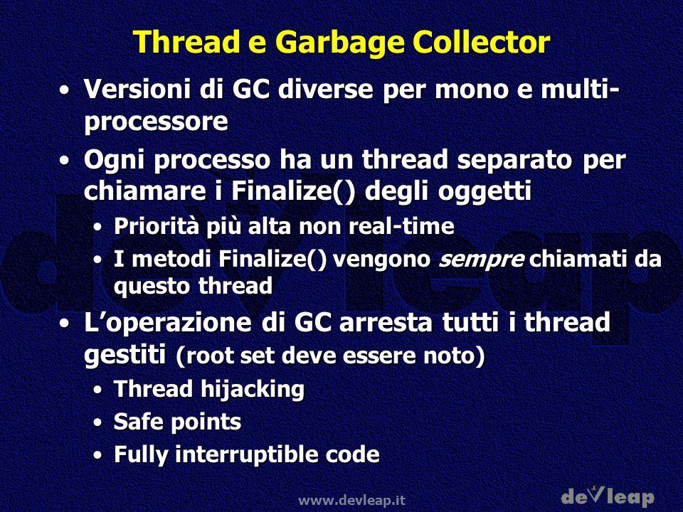 Thread e Garbage Collector