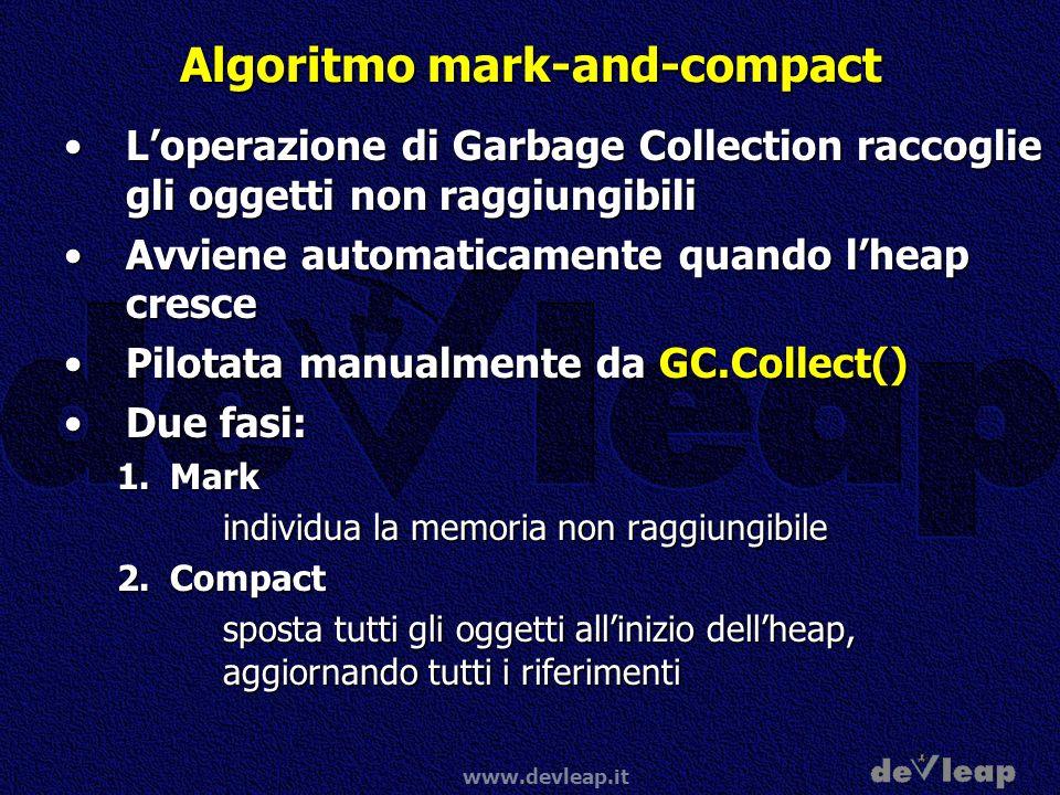 Algoritmo mark-and-compact