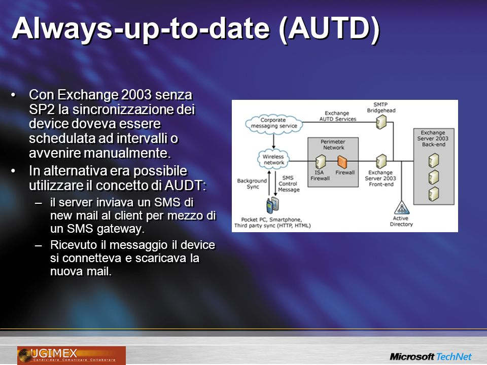 Always-up-to-date (AUTD)