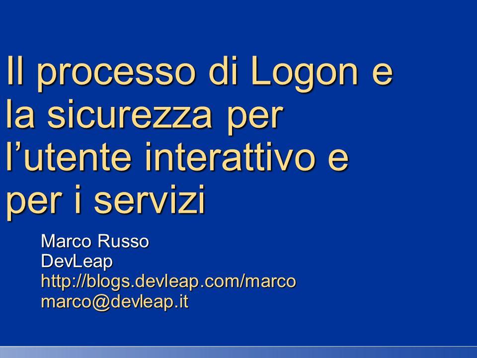 Marco Russo DevLeap http://blogs.devleap.com/marco marco@devleap.it