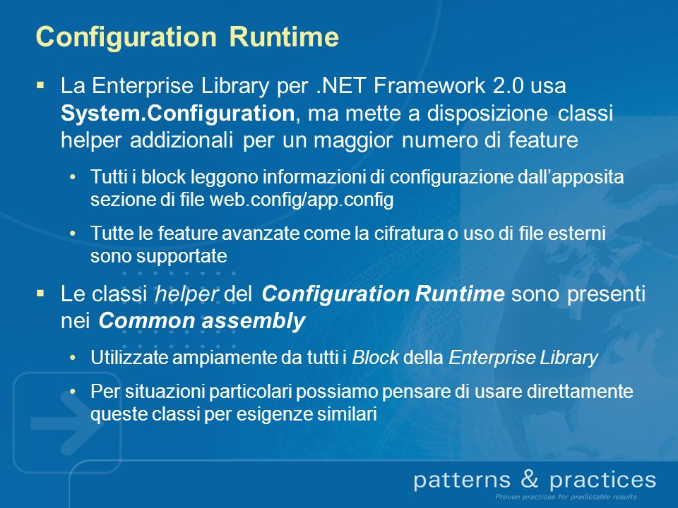 Configuration Runtime
