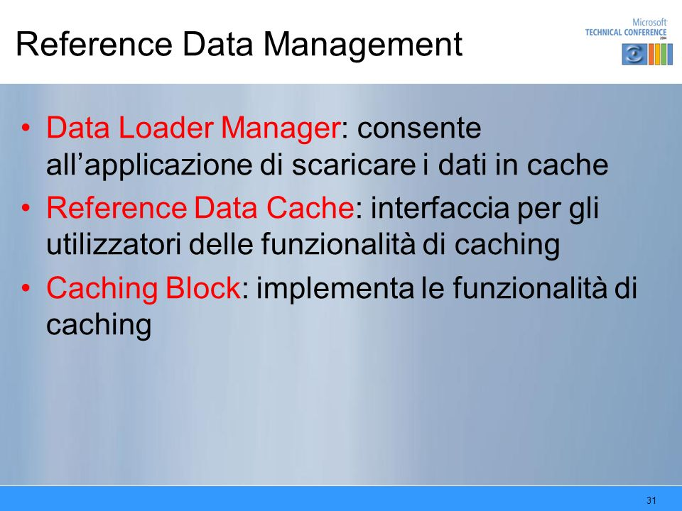 Reference Data Management