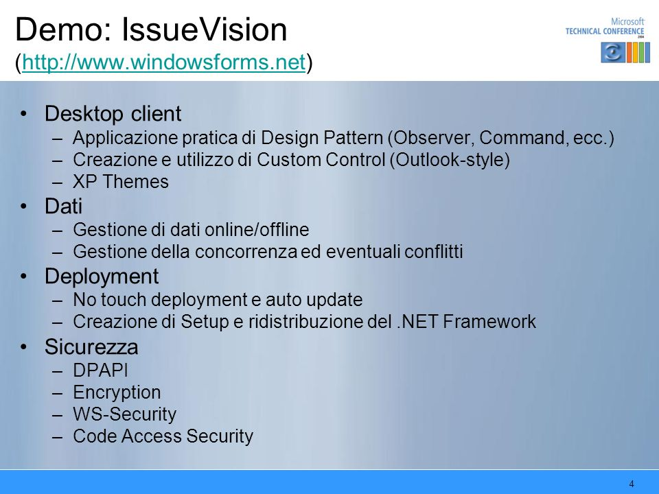 Demo: IssueVision (