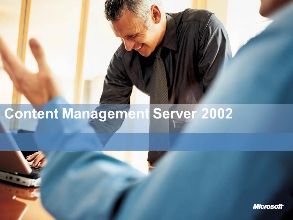 Content Management Server 2002