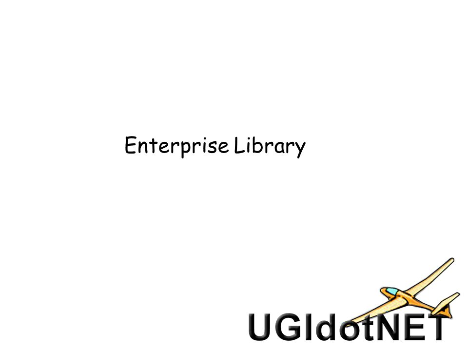 Enterprise Library