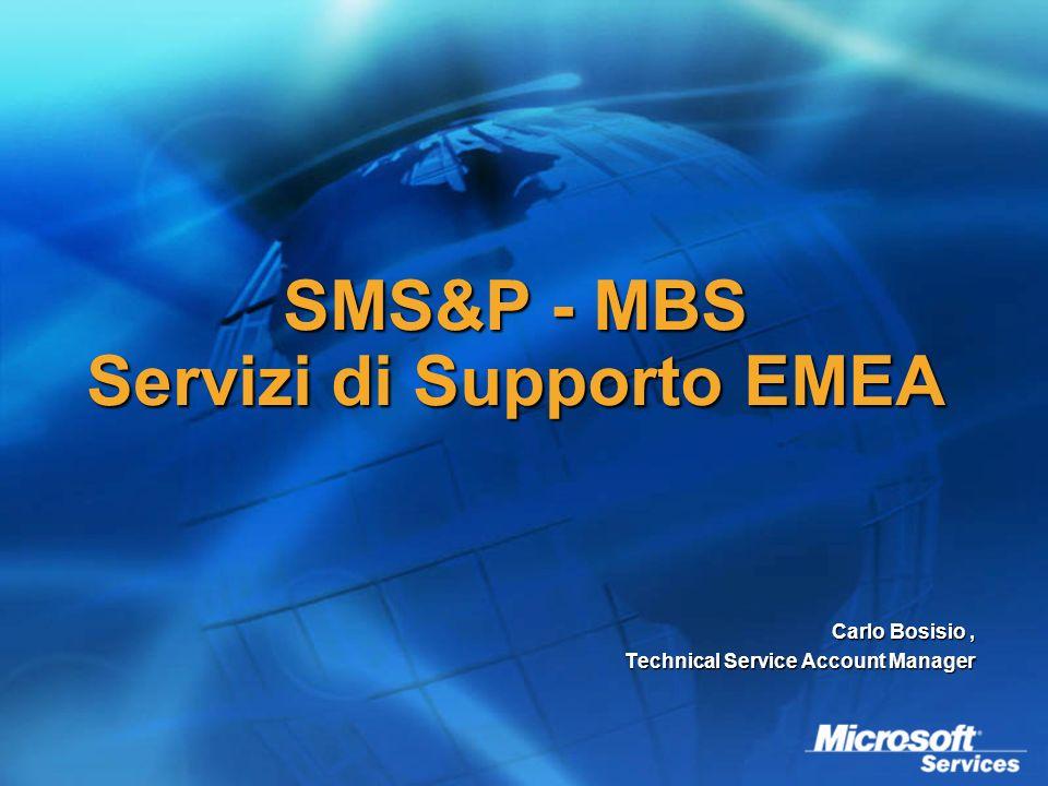 SMS&P - MBS Servizi di Supporto EMEA