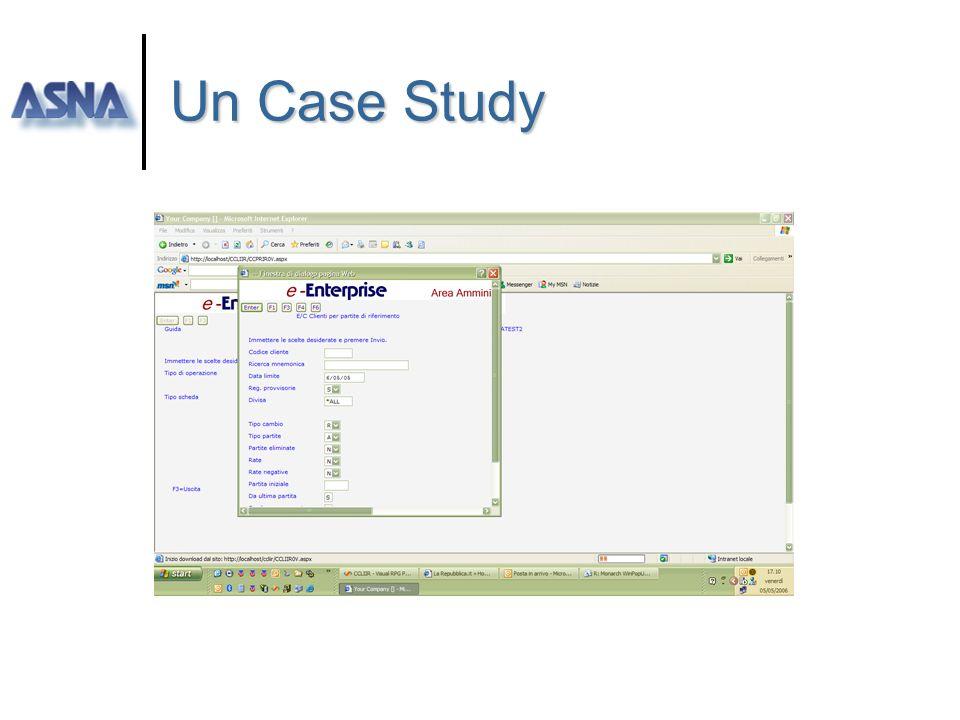 Un Case Study