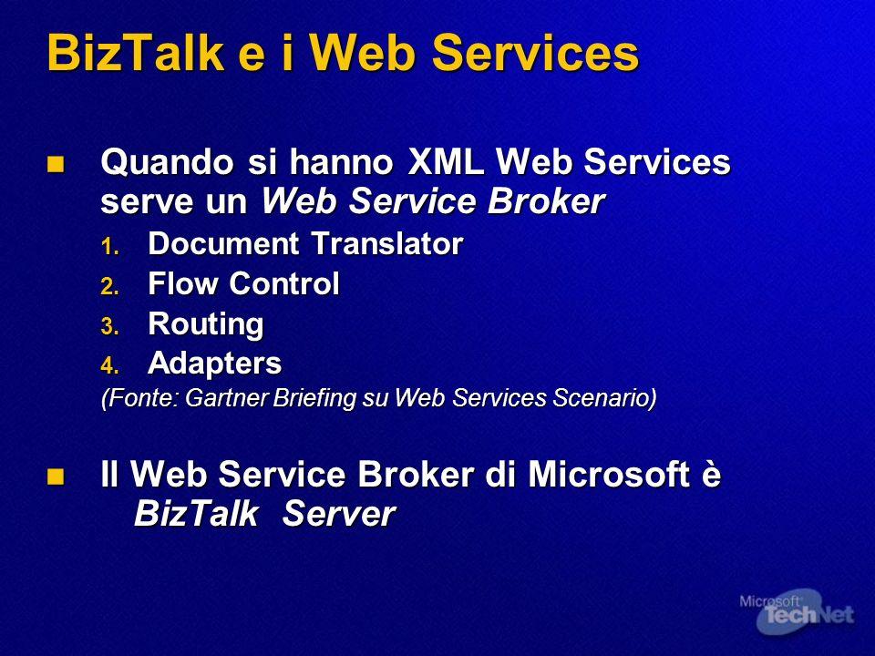 BizTalk e i Web Services