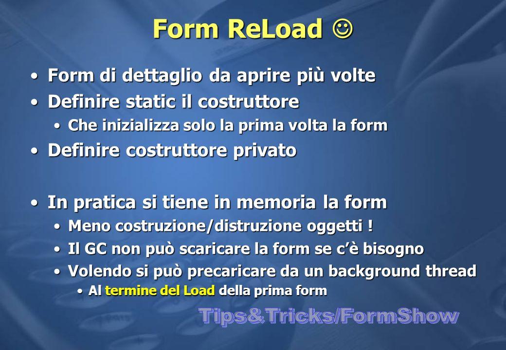 Tips&Tricks/FormShow
