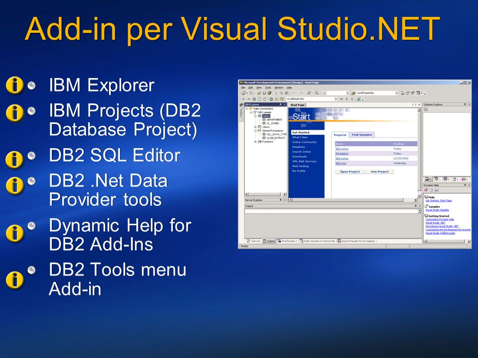 Add-in per Visual Studio.NET