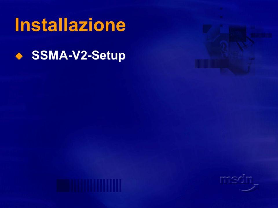 Installazione SSMA-V2-Setup