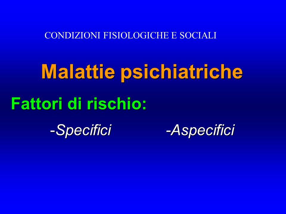 Malattie psichiatriche