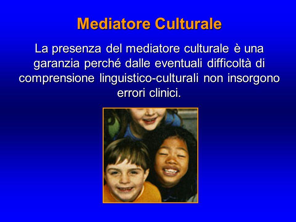 Mediatore Culturale