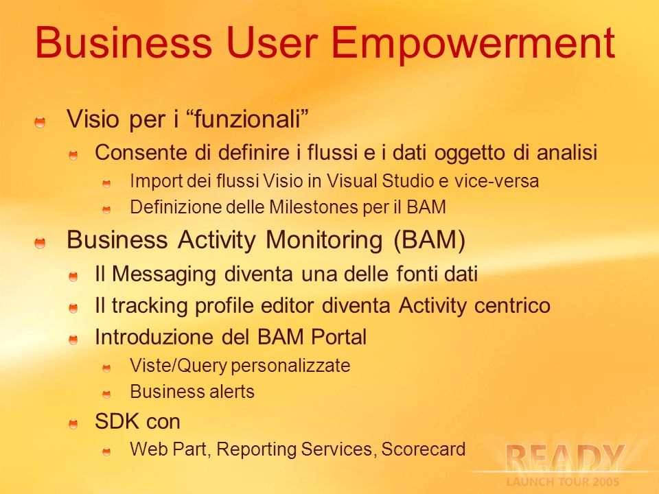 Business User Empowerment