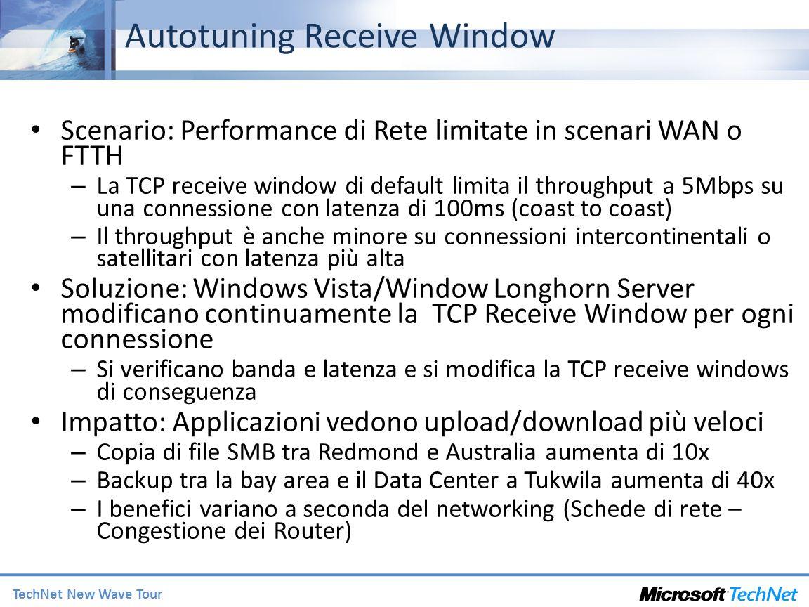 Autotuning Receive Window