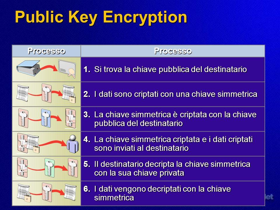 Public Key Encryption Processo