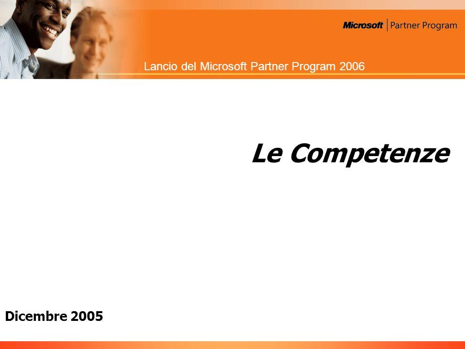 Le Competenze Dicembre 2005