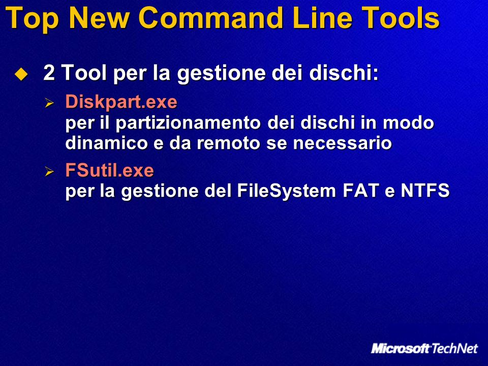 Top New Command Line Tools