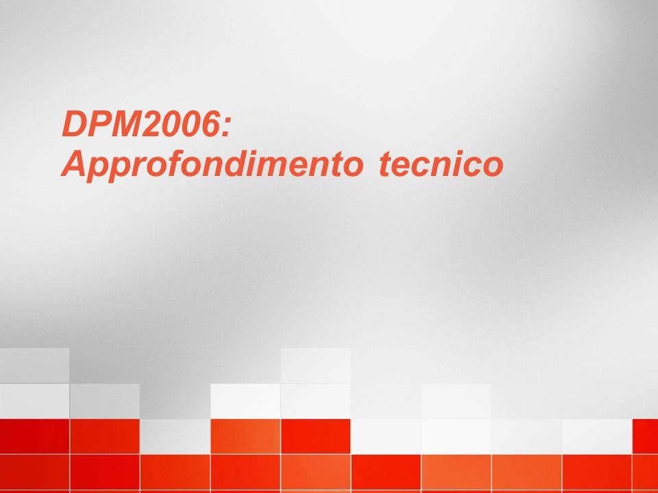 DPM2006: Approfondimento tecnico