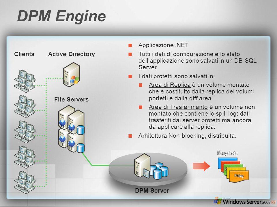 DPM Engine Applicazione .NET
