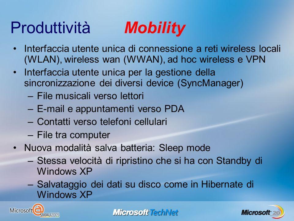 Produttività Mobility