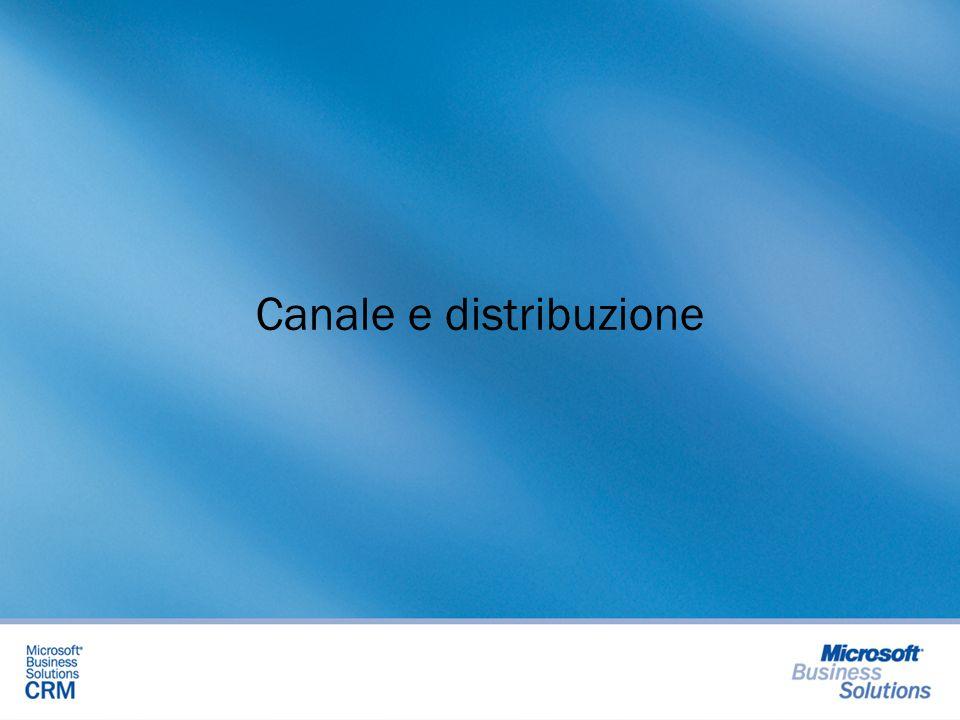 Canale e distribuzione