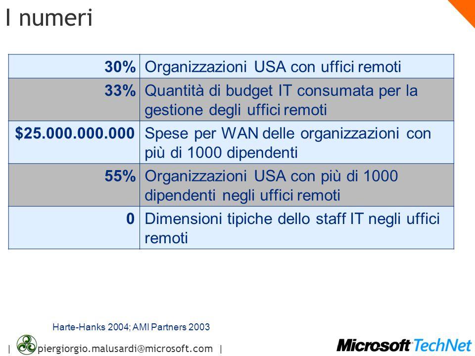 I numeri 30% Organizzazioni USA con uffici remoti 33%