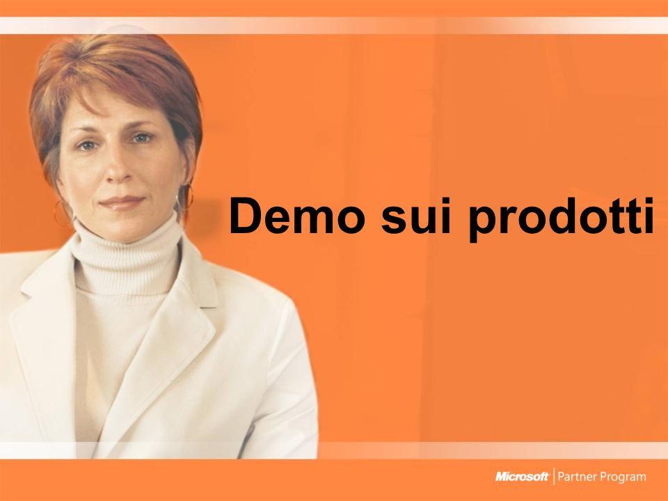 Demo sui prodotti