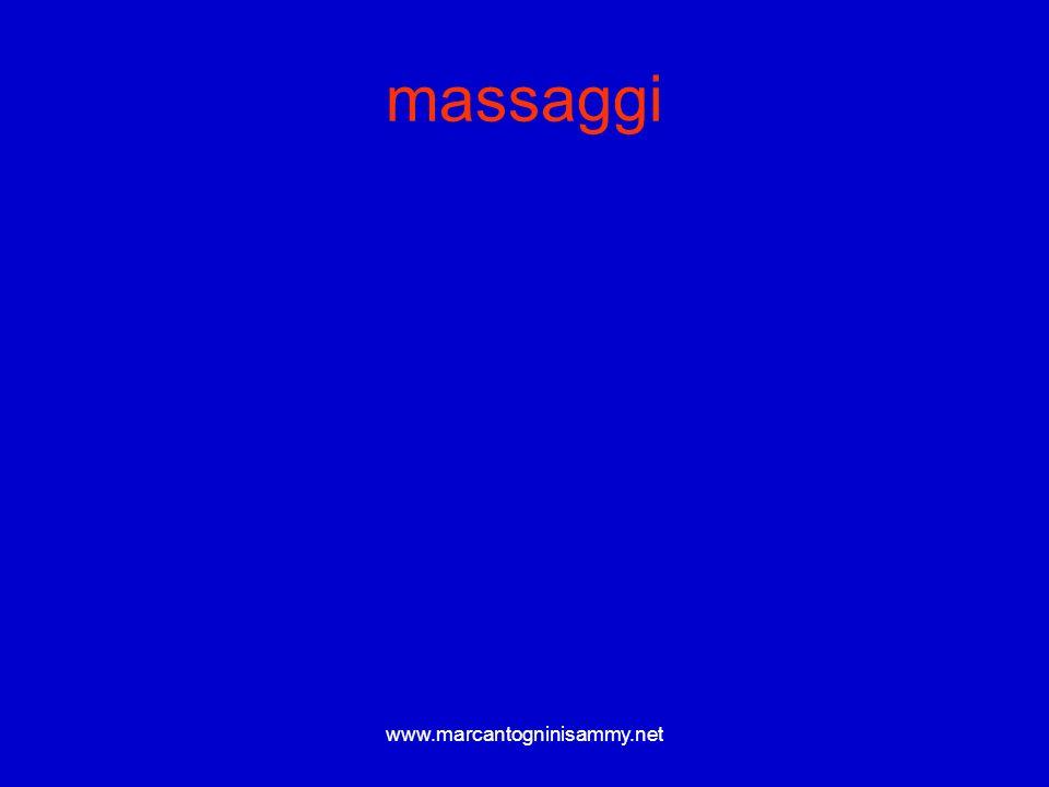 massaggi www.marcantogninisammy.net