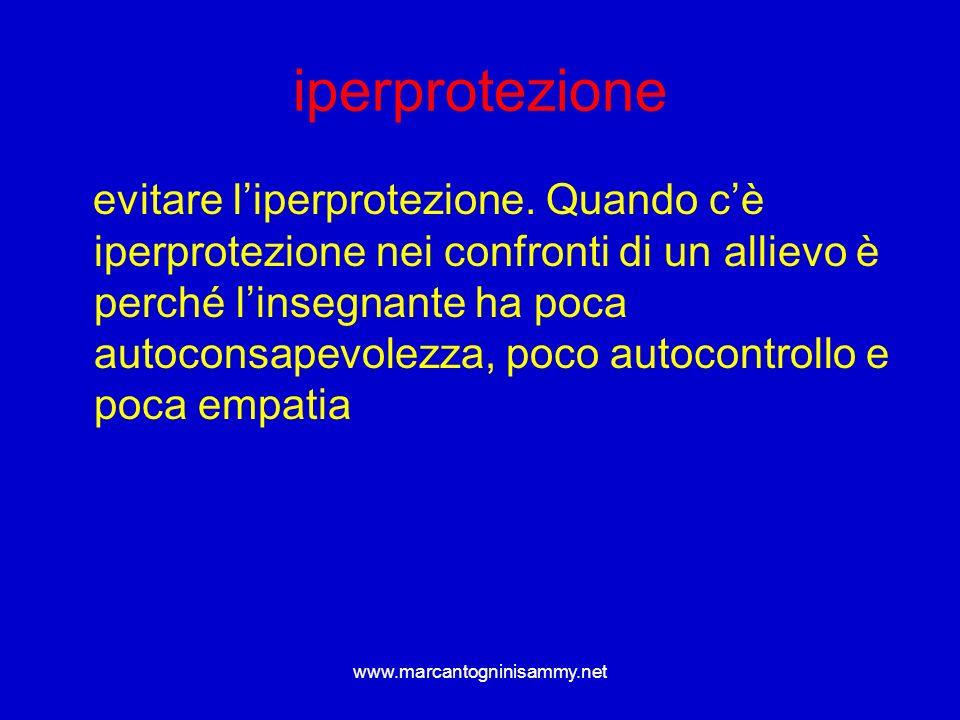 iperprotezione