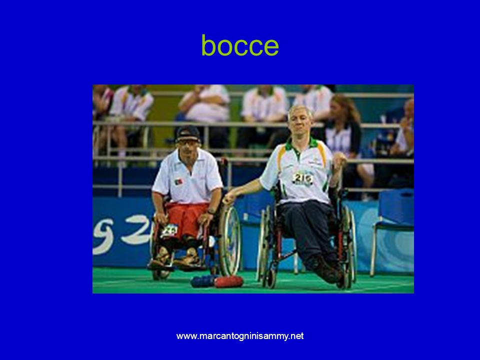 bocce www.marcantogninisammy.net