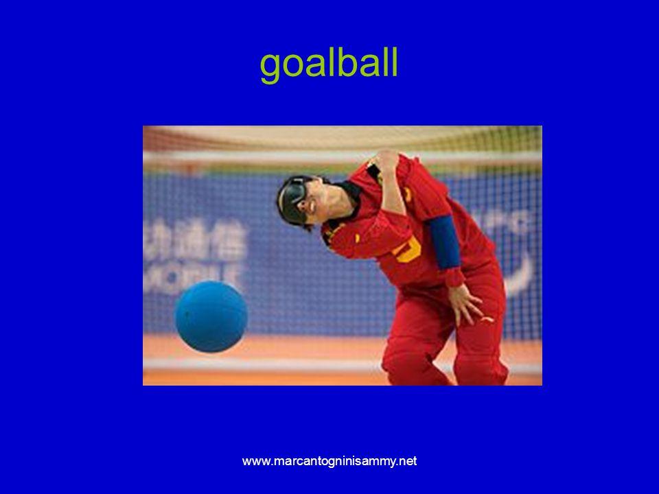 goalball www.marcantogninisammy.net