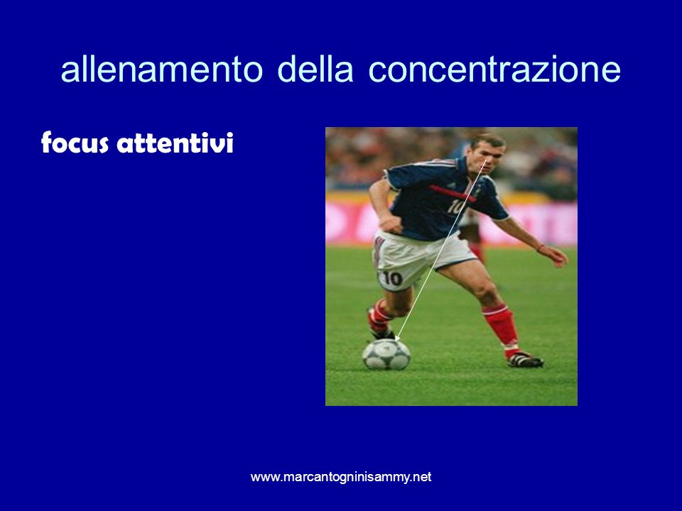 allenamento della concentrazione