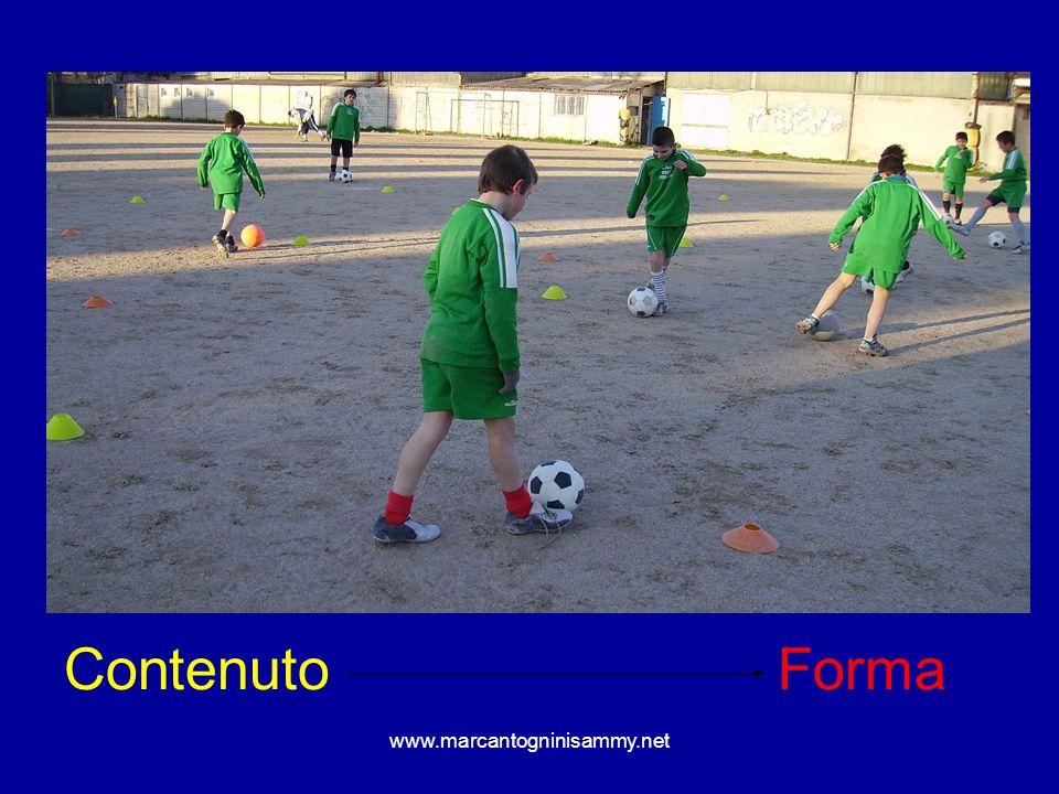 Contenuto Forma www.marcantogninisammy.net
