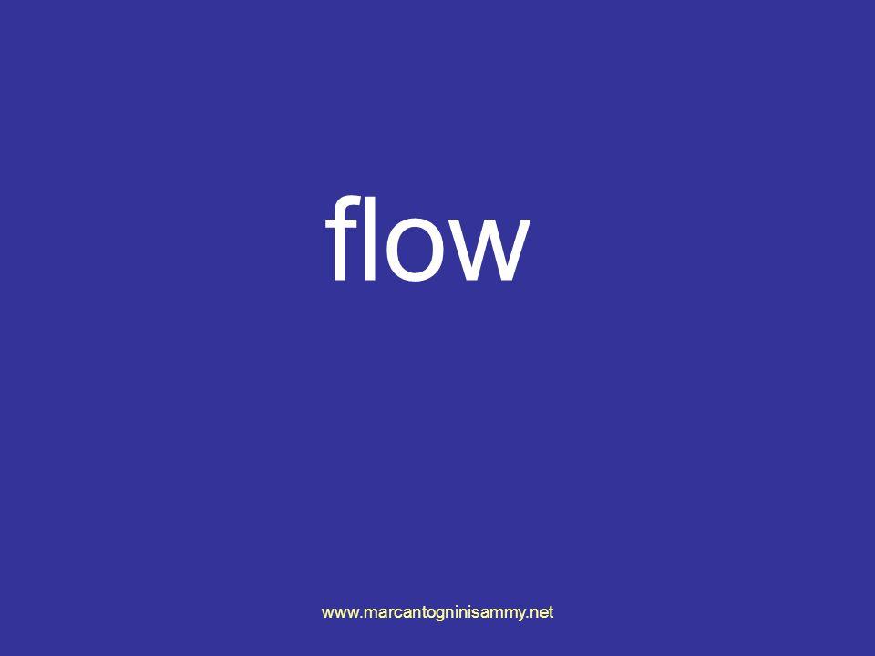 flow www.marcantogninisammy.net