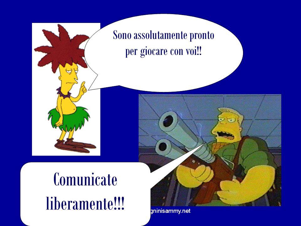 Comunicate liberamente!!!