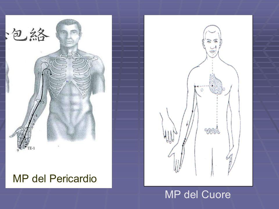 MP del Pericardio MP del Cuore