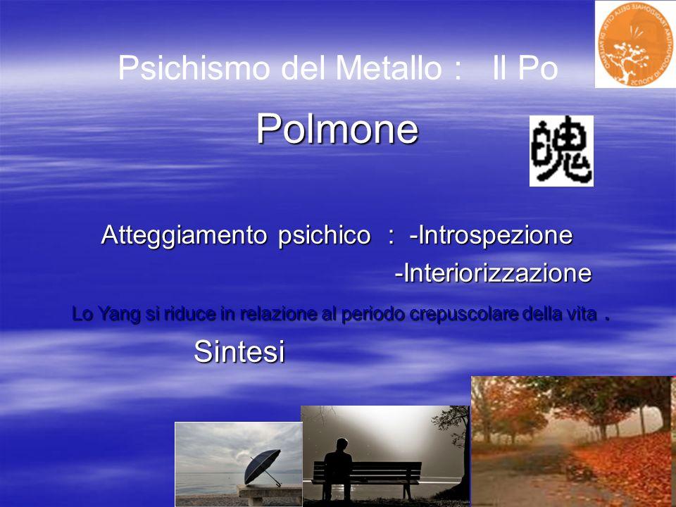 Polmone Psichismo del Metallo : Il Po