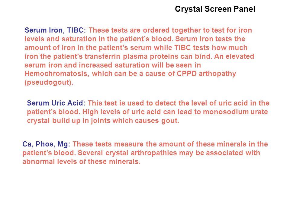 Crystal Screen Panel