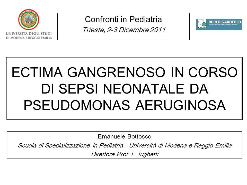 Confronti in Pediatria Trieste, 2-3 Dicembre 2011