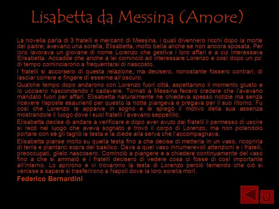 Lisabetta da Messina (Amore)