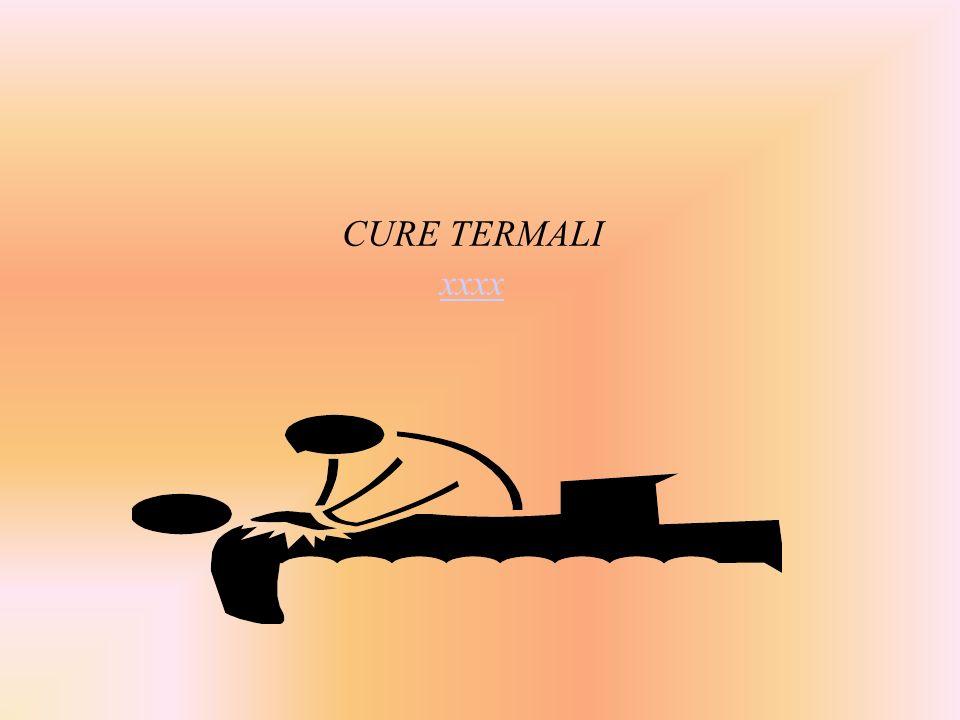 CURE TERMALI xxxx