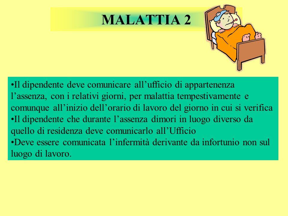 MALATTIA 2