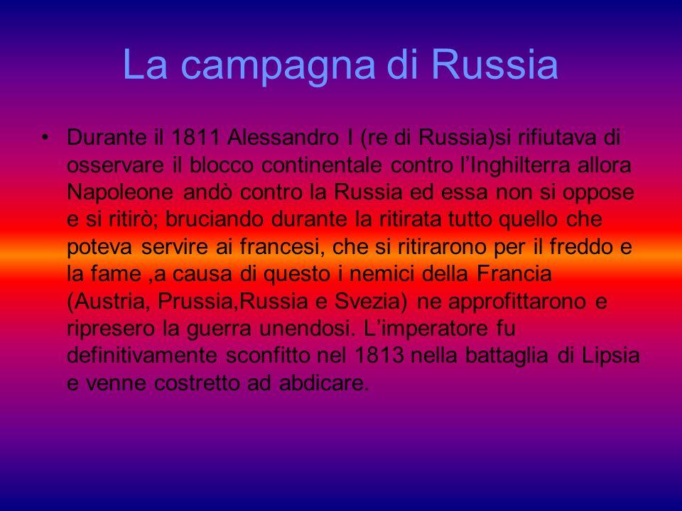 La campagna di Russia