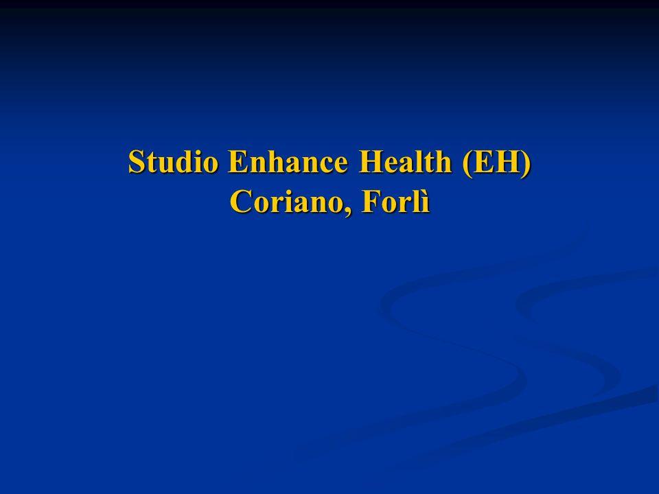 Studio Enhance Health (EH)