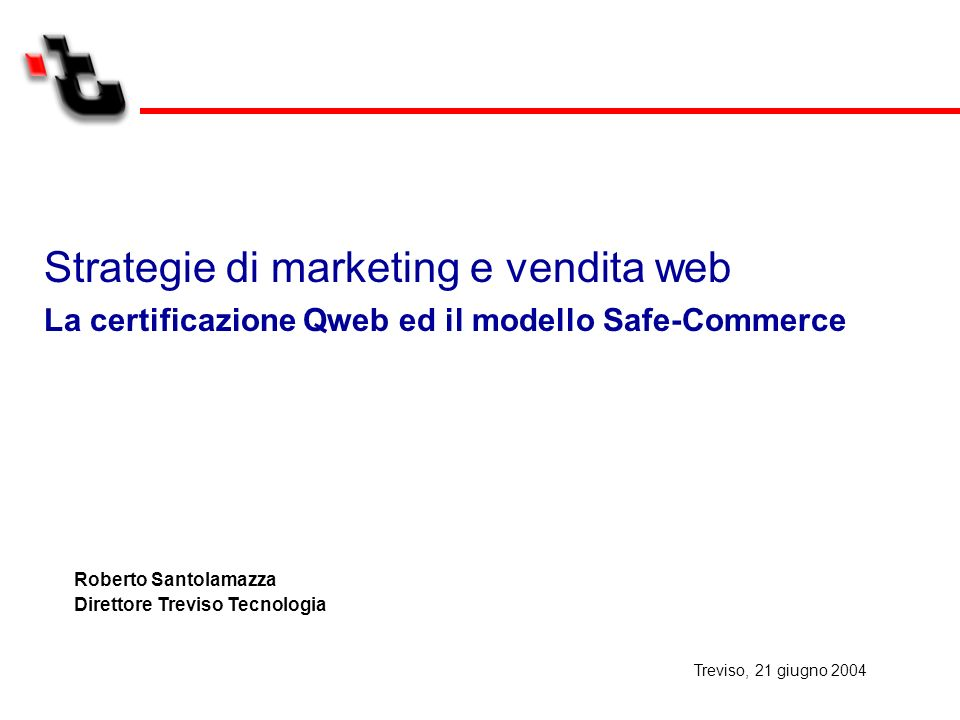 Strategie di marketing e vendita web