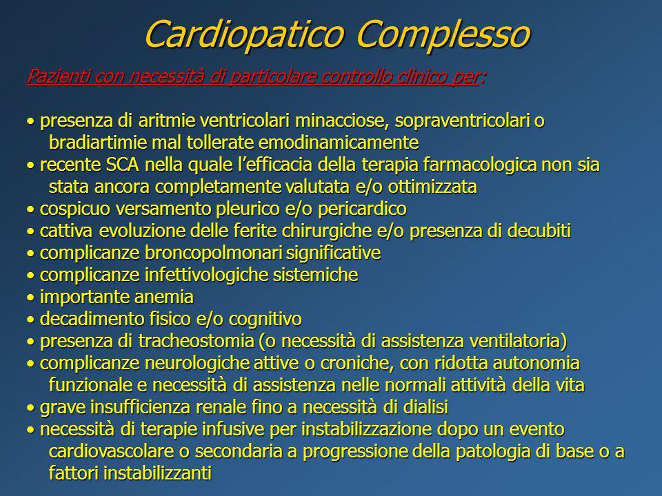 Cardiopatico Complesso
