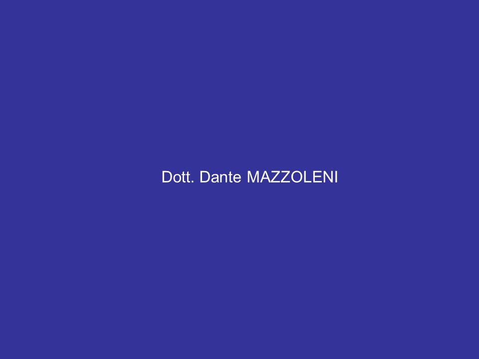Dott. Dante MAZZOLENI